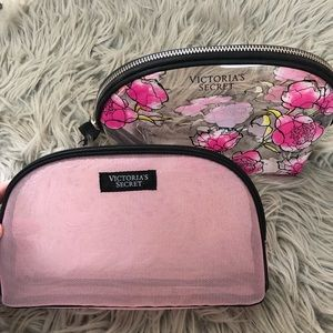 Handbags - Two Victoria's Secret Makeup Bags